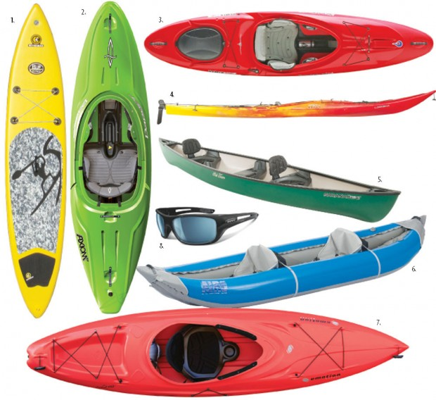 Elevation Outdoors Guide to Boats