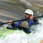 The Mastermind: Boulder-based Gary Lacy has become the leader in whitewater park design. Photo: Courtesy Shane Sigle/REP