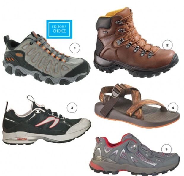Elevation Outdoors Gear Guide - Shoes
