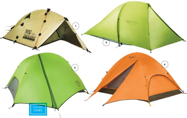 Elevation Outdoors Summer Gear Guide - Tents