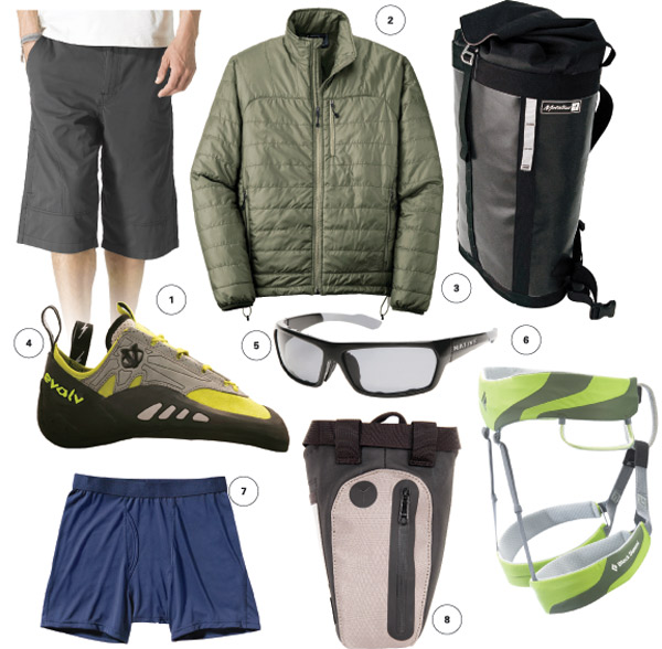 Climbing Gear for Men Review
