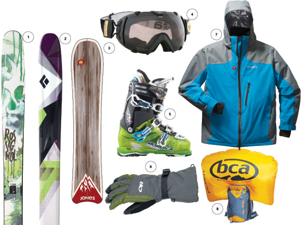 Elevation Outdoors Winter Gear Review: Cold Truths