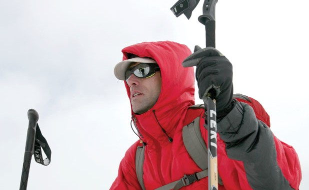 Elevation Outdoors Interview with blind adventurer Erik Weihenmayer.