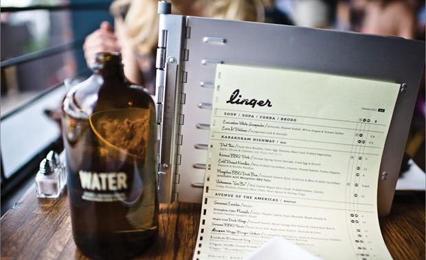 Linger Restaurant in Denver, Colorado