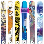 EO Guide to this seasons best skis