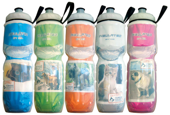 Pet Photo Polar Bottles