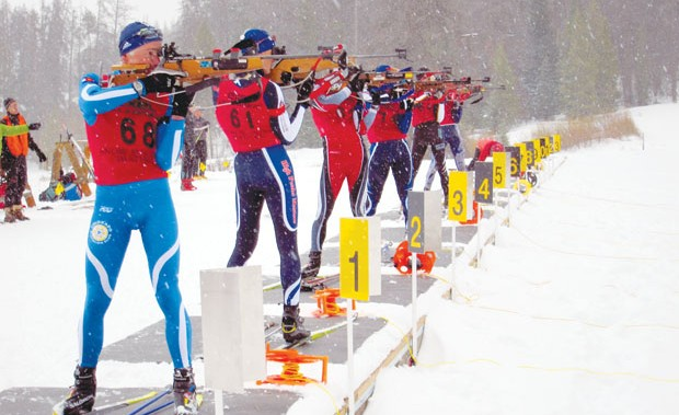 An introduction to the Olympic sport of biathlon