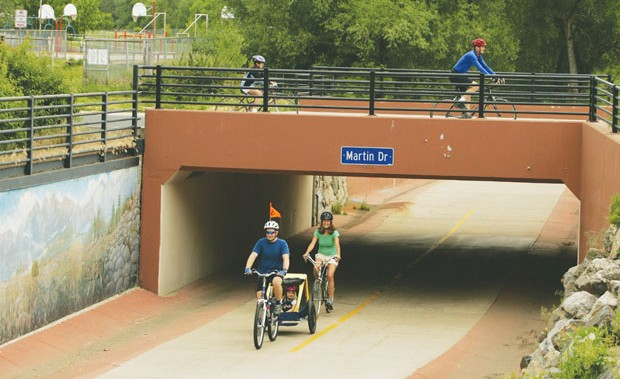 The politics of bike commuting infrastructure in Colorado and the U.S.