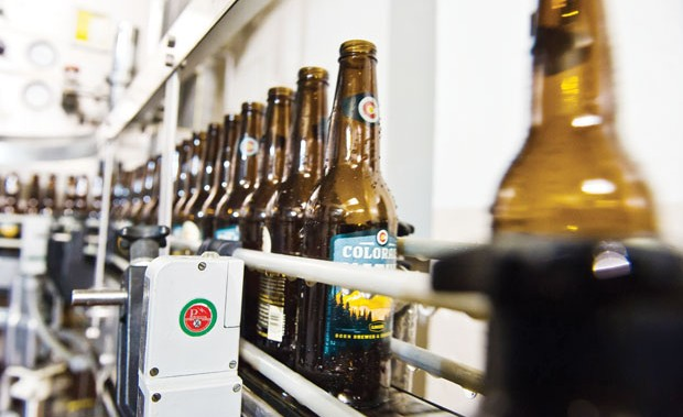 Hidden in the depths of Golden's MillerCoors plant is a microbrewery by the name of AC Golden, dedicated to bringing authentic Colorado craft beer to market.