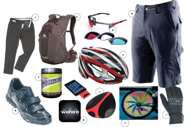 Gear Guide: Best Biking Accessories