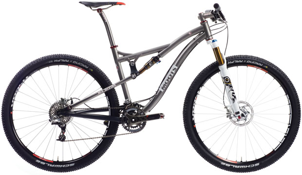 Click to enlarge: Moots MX Divide