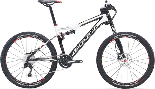 Click to enlarge: Cannondale Scalpel 2