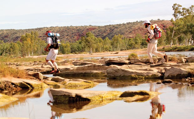 OURTESY THE TRACK OUTBACK RACE