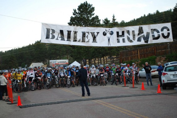 Bailey Hundo 2012 starting line