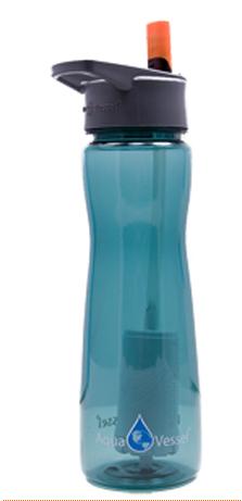 Eco Vessel Filtration Bottle