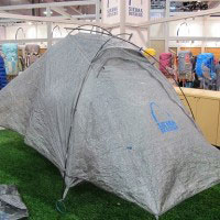 SD Mojo UFO tent