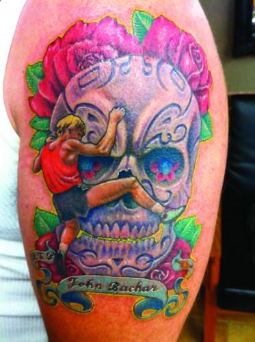 Kurt Smith tattoo