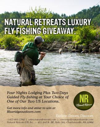 Natural Retreats Giveaway