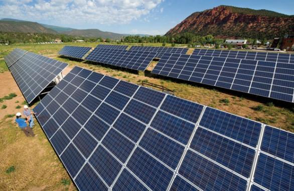 Aspen Solar Energy