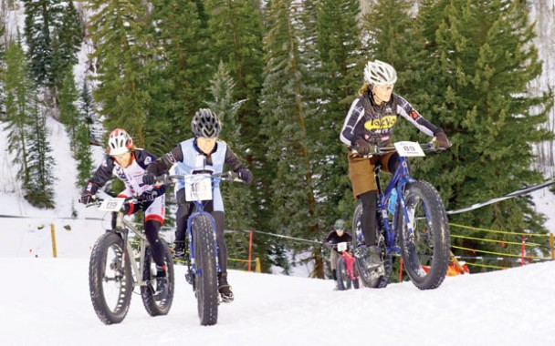 Fat biking Teva Mtn Games