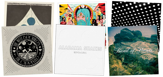 2012 must have albums