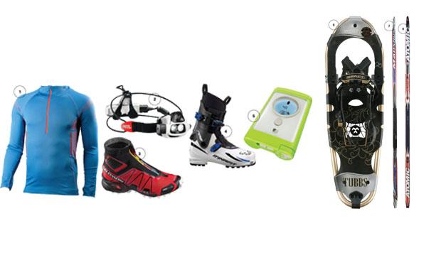 endurance winter gear
