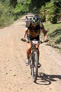 Tough La Ruta climb
