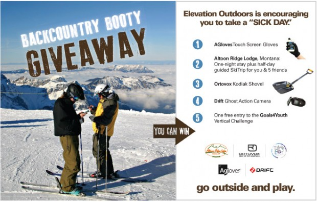 backcountry booty giveaway