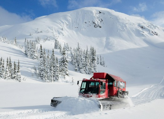AMGA Snow Trips