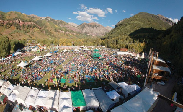 Palisade Bluegrass Festival 2020.Elevation Guide To The Best Outdoor Music Festivals In