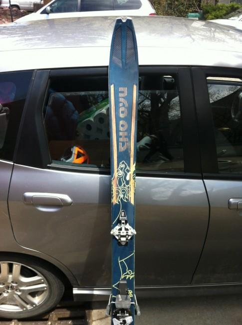 Cho Oyu ski