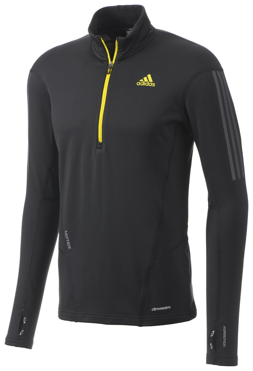 Adidas Outdoors terrex Icesky half zip long sleevels