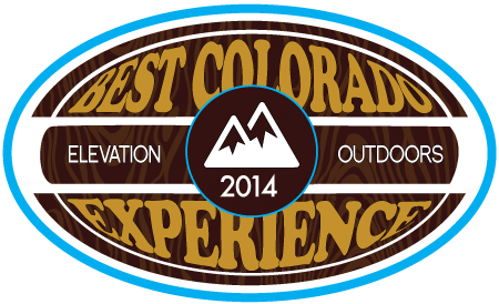 Elevation Outdoors Best Colorado Experience Results 2014