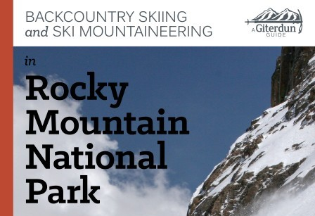 Ski the Park--Finally, a Guidebook for RMNP!