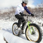 The Season Ain't Over: Dedicated fat bikes like Moots' Frosti mean the singletrack never closes. Photo: Courtesy Moots