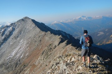 Tenmile Peak Traverse