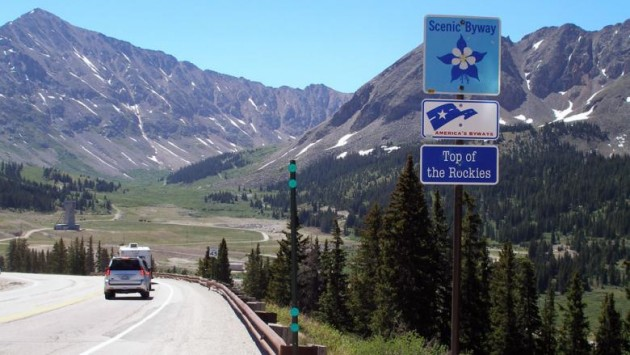 Colorado Top Scenic Byways Turn 25