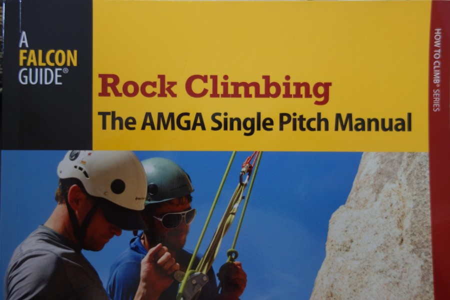 Falcon Guide's AMGA Single Pitch Manual