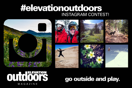 Elevation Outdoors #EOadventures Instagram Photo Contest: Round One