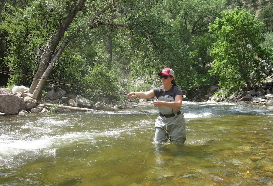 Fly Fishing is for Girls: The Redington Siren Waders