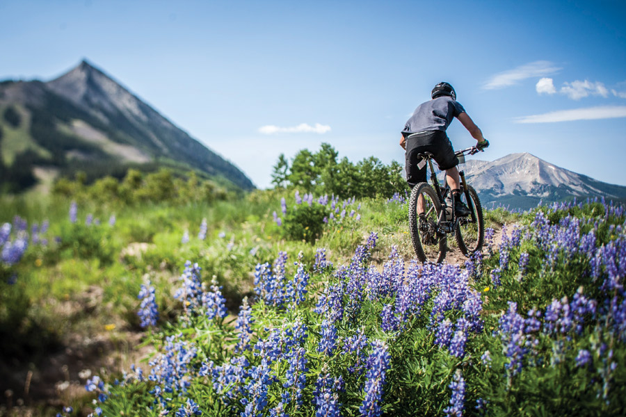 Crested Butte Takes Top Honors in Mountain Town Readers' Poll