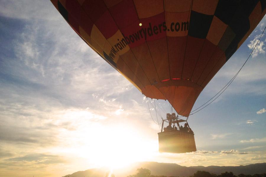 Southern Sun: Adventure in Albuquerque