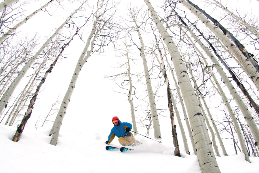 SNOWBOUND: Our 2014-15 Edition of Your Guide to Colorado's Peaks is Live
