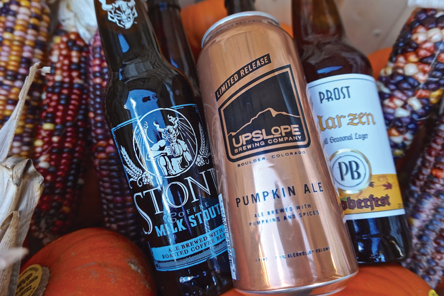 Autumn Beers to Grab and Go