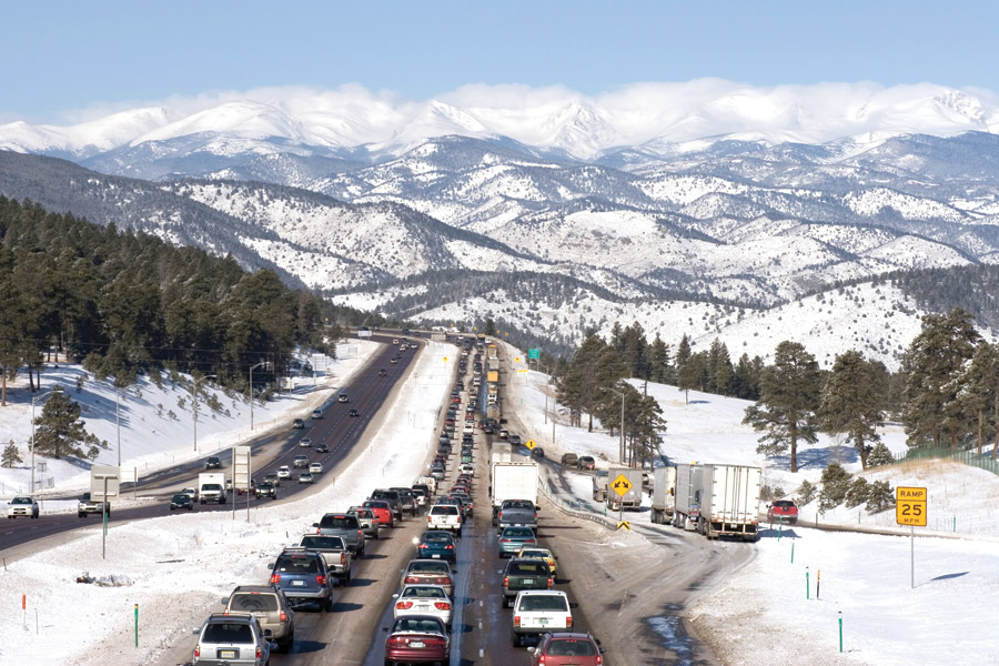 Road to Hell: Will I-70 Traffic Get Better Before it Gets Worse?