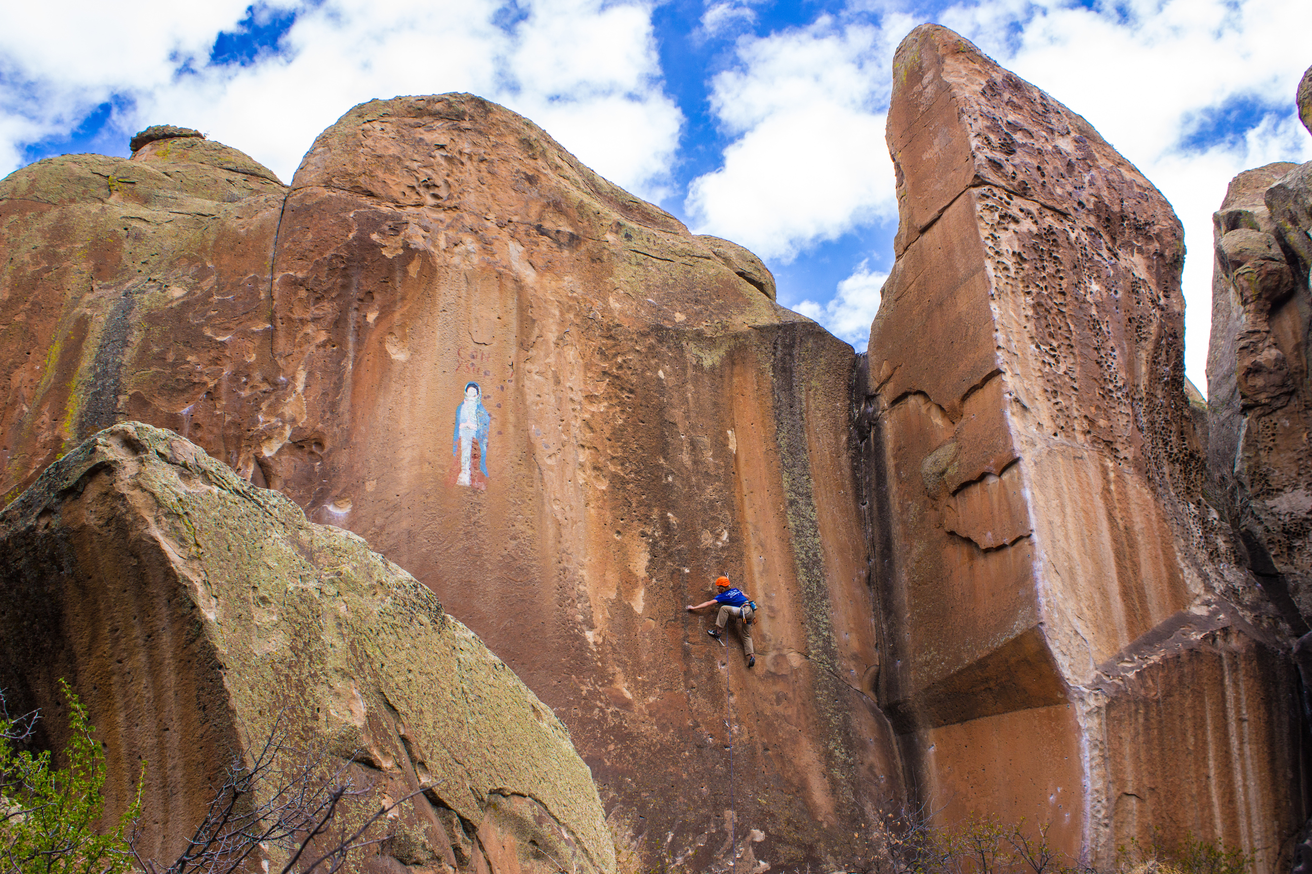 5 Reasons to Climb in Penitente Canyon This Weekend