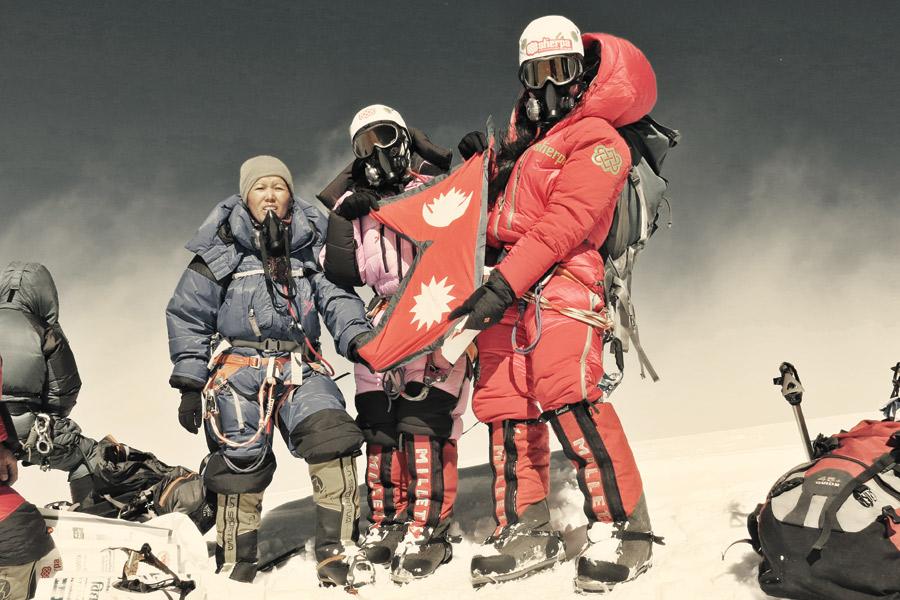 Pasang Lhamu Sherpa Akita Speaks
