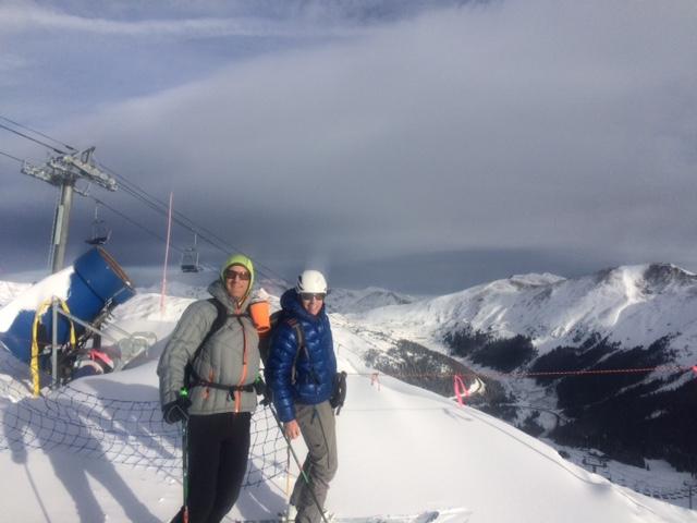 It Has Begun: Skimo Training at A-Basin