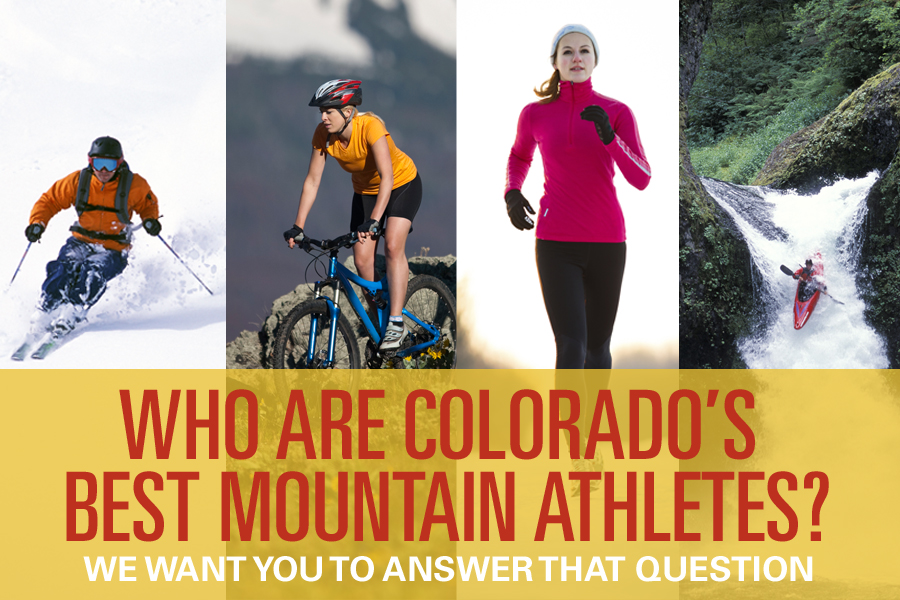 We Want You to Crown the Top Colorado Mountain Athlete