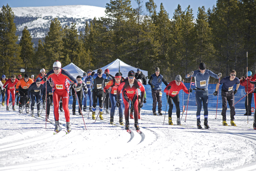 Go Play in the Highest City in Colorado This Winter: Leadville